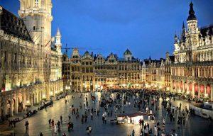 Belçika Vizesi