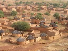Burkina Faso Vize