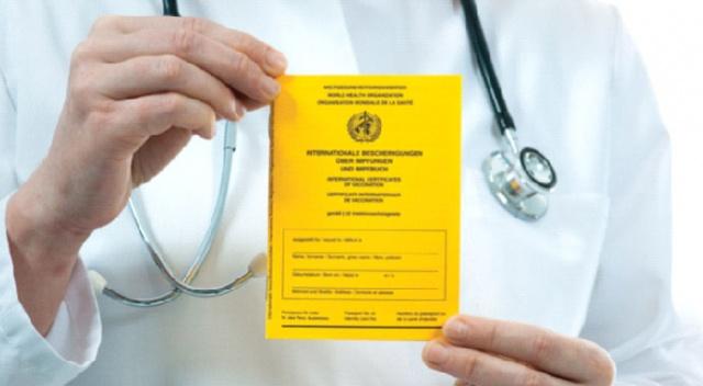 Sarı Humma Aşısı