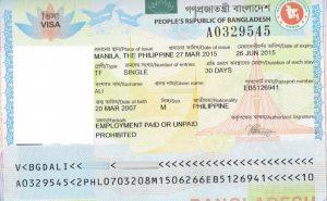 banglades-vize