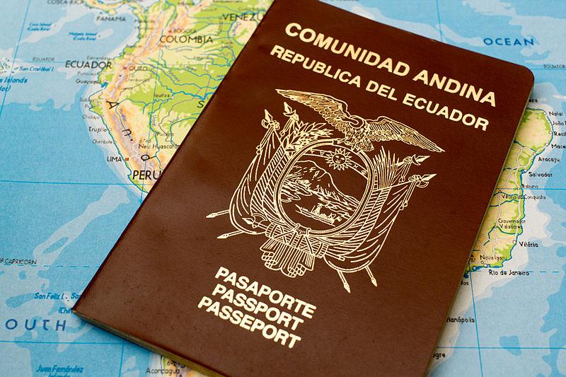 Ekvator Ginesi pasaportu