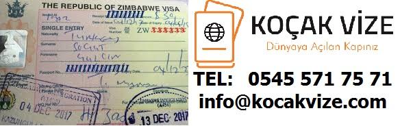 zimbabve vizesi