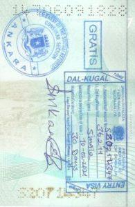 Somali vizesi