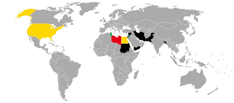 Libya Vize Politikası