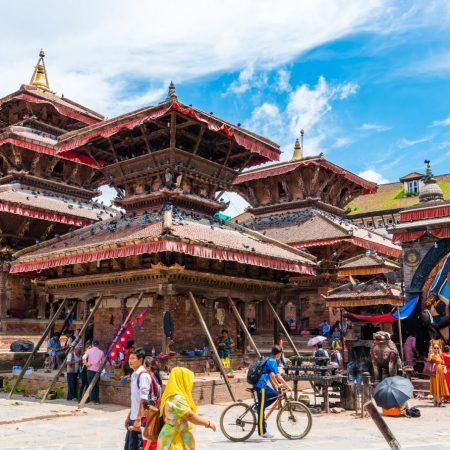 Nepal Vizesi